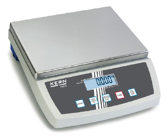 Cân kỹ thuật 1 số lẻ (15 kg/0.5 g) FKB 15K0.5A Kern