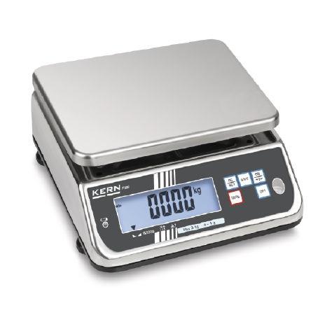 Cân kỹ thuật 1 số lẻ (3kg/0.5g) FXN 3K-4N Kern