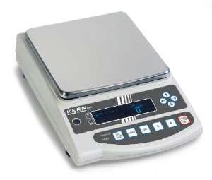 Cân kỹ thuật 1 số lẻ (31kg/0.1g) PES 31000-1M Kern