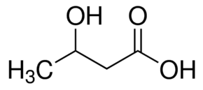3-Hydroxybutyric acid, 98% 10g Acros