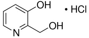 3-Hydroxy-2-(hydroxymethyl)pyridine hydrochloride, 85% technical 5g Acros