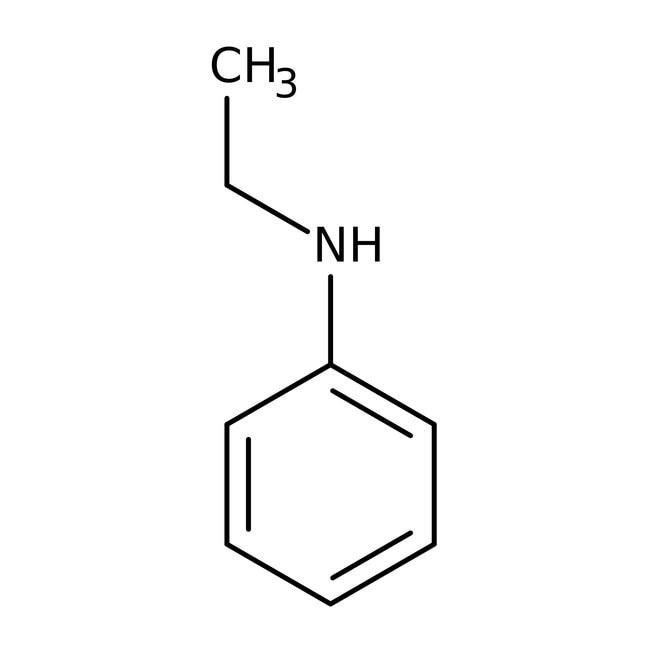 N-Ethylaniline, 98% 500g Acros