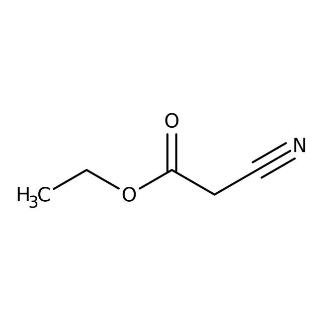 Ethyl cyanoacetate, 98+% 5kg Acros