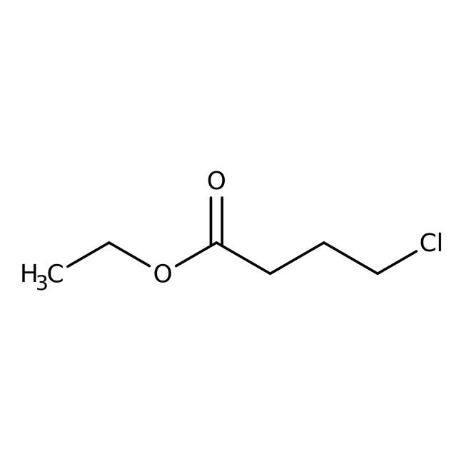 Ethyl 4-chlorobutyrate, 97% 5g Acros