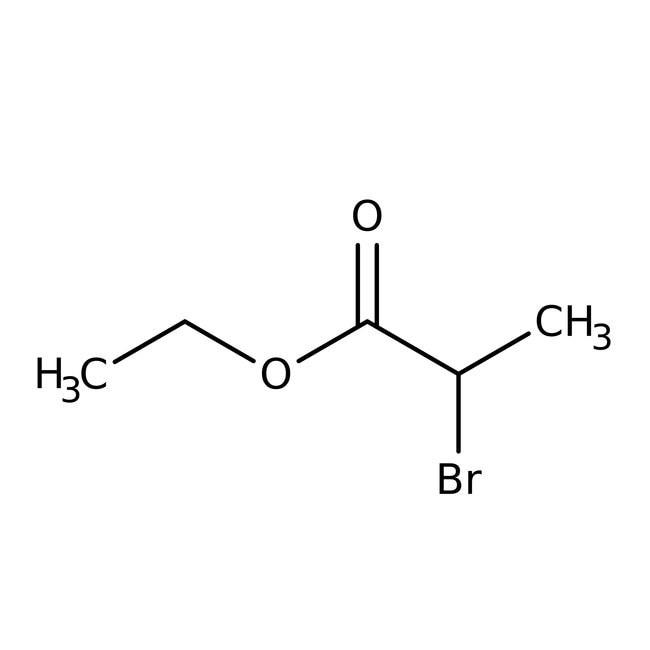 DL-Ethyl 2-bromopropionate, 99% 1kg Acros
