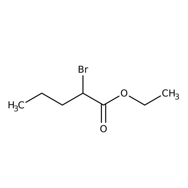 DL-Ethyl 2-bromovalerate, 99% 25g Acros