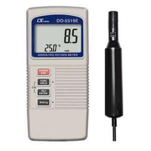 Máy đo nồng độ oxy trong không khí, trong nước DO-5519E Lutron