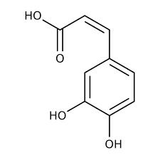 3,4-Dihydroxycinnamic acid, 99+%, predominantly trans isomer 25g Acros