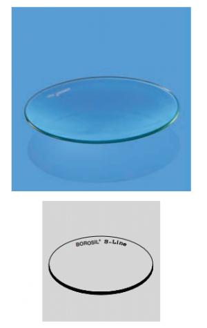 Mặt kính đồng hồ S line 80ml Borosil