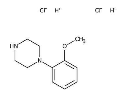 1- (2-Methoxyphenyl) piperazine 98 +%,5g Acros