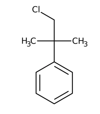 1-Chloro-2-methyl-2-phenylpropane 98% 5ml Acros