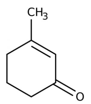 3-Methyl-2-cyclohexen-1-one 98%, 1g Acros