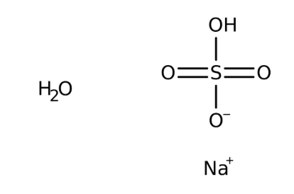 Sodium bisulfate monohydrate 99% for analysis 500g Acros
