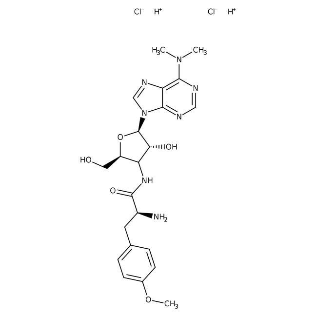 Puromycin dihydrochloride 100g Bioreagents