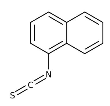 1-Naphthyl isothiocyanate 98%, 5g Acros