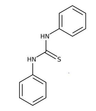 Thiocarbanilide, 98% 2.5kg Acros