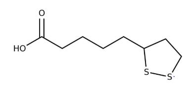 DL-Thioctic acid, 98+% 25g Acros