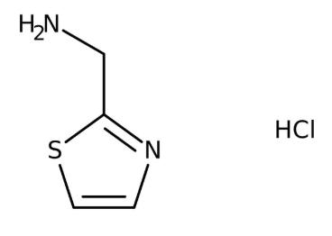 1,3-thiazol-2-ylmethylamine 97%, 5g Maybridge