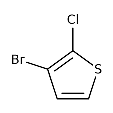 3-Bromo-2-chlorothiophene, 97% 1g Maybridge