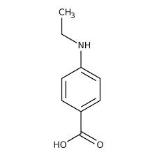 4-(Ethylamino)benzoic acid, 97% 10g Maybridge