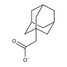2-(1-Adamantyl)acetic acid, 97% 25g Maybridge