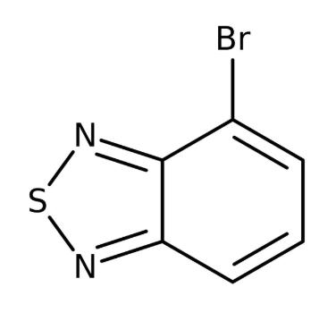 4-Bromo-2,1,3-benzothiadiazole 97%, 10g Maybridge