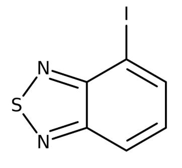 4-Iodo-2,1,3-benzothiadiazole 97%, 1g Maybridge