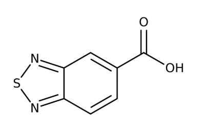 2,1,3-Benzothiadiazole-5-carboxylic acid 97%, 1g Maybridge