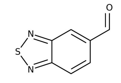 2,1,3-Benzothiadiazole-5-carbaldehyde 97%, 1g Maybridge