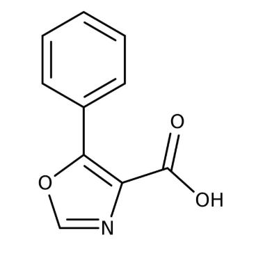 5-Phenyl-1,3-oxazole-4-carboxylic acid 97%, 5g Maybridge