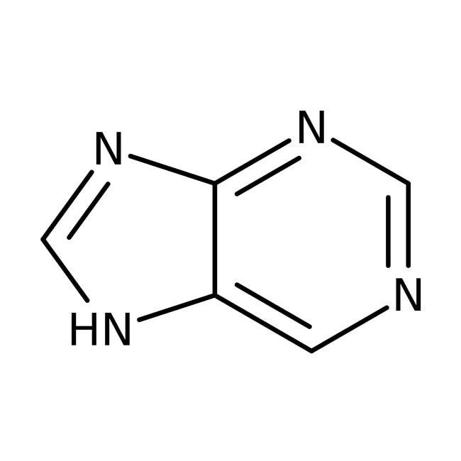 Purine, 99%, 5g Acros
