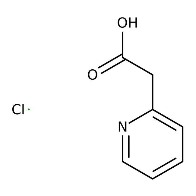 2-Pyridylacetic acid hydrochloride, 99%, 5g Acros