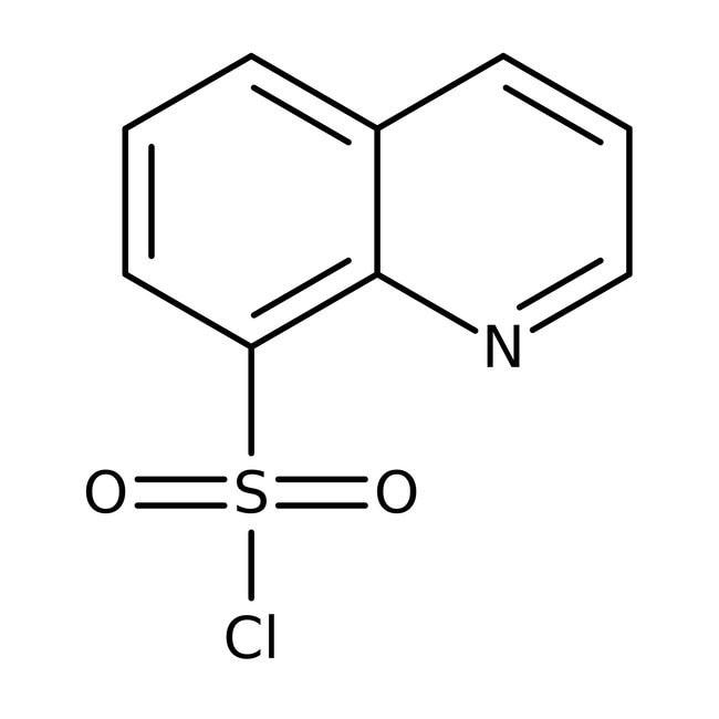 8-Quinolinesulfonyl chloride, 98%, 25g Acros
