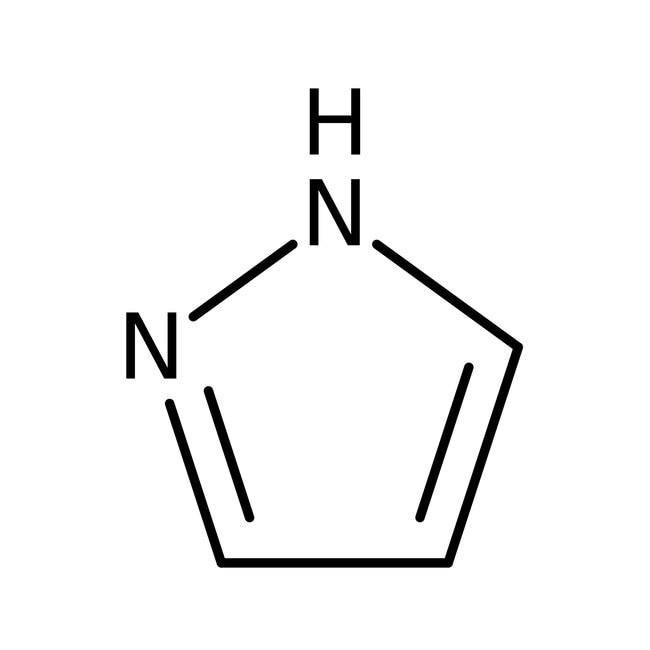 Pyrazole, 98%, pure, 100g Acros