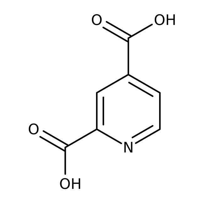 2,4-Pyridinedicarboxylic acid hydrate, 99+%,1g Acros