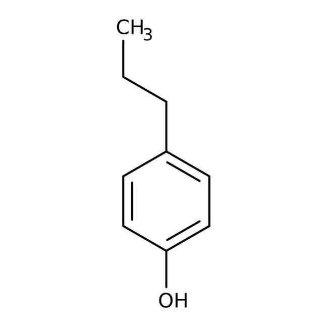 4-n-Propylphenol, 99% 5g Acros