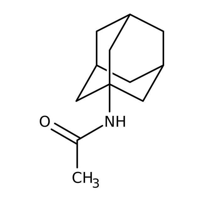1-Acetamidoadamantane, 99+%, 25g Acros