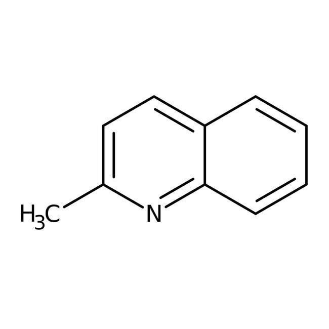 Quinaldine, 95 +%, 250ml Acros