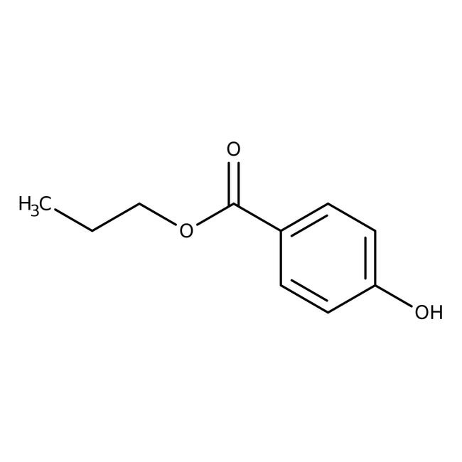 Propyl 4-hydroxybenzoate, 99+% 500g Acros