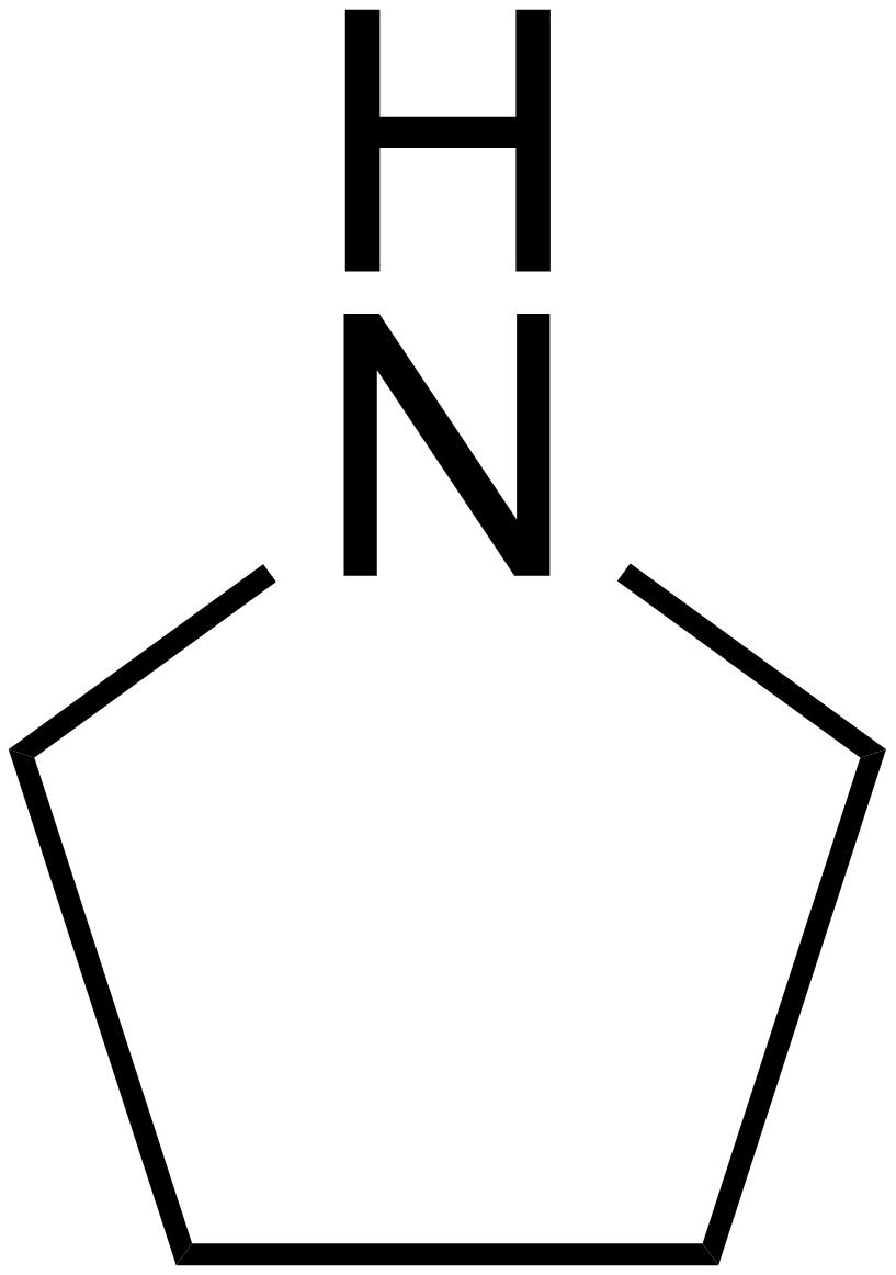 Pyrrolidine, 99 +%, 1l Acros
