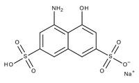 4-Amino-5-hydroxynaphthalene-2,7-disulfonic acid monosodium salt for synthesis 500g Merck