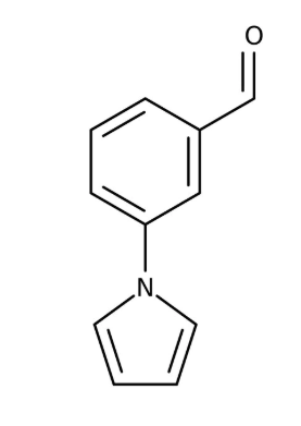 3-(1H-Pyrrol-1-yl)benzaldehyde 95+%, 1g Maybridge