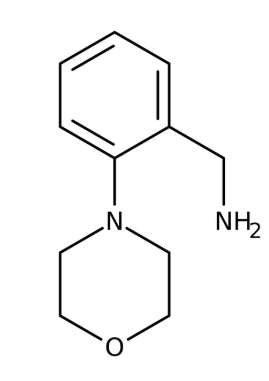 2-Morpholinobenzylamine 97%, 1g Maybridge