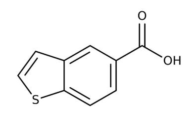 1-Benzothiophene-5-carboxylic acid 97%, 5g Maybridge