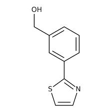 [3-(1,3-Thiazol-2-yl)phenyl]methanol, 97% 1g Maybridge