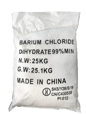 Bari Clorua BaCl2 | Barium Chloride