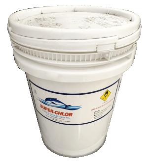 Chlorine Cá Heo (Super-Chlor) Ca(ClO)2 70%
