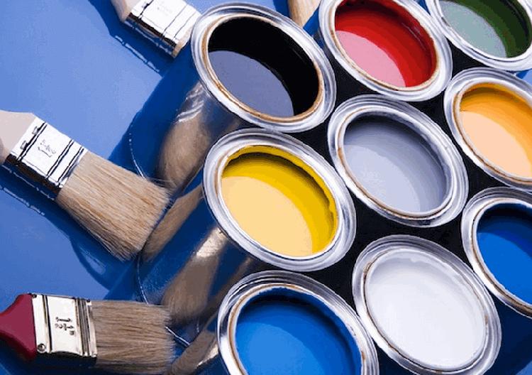 Dung môi pha sơn được ứng dụng phổ biến