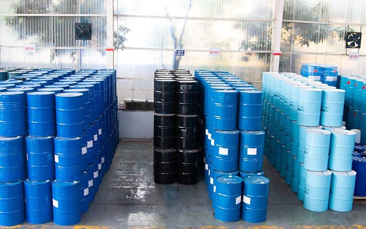 Các loại dung môi hữu cơ, dung môi vô cơ trong công nghiệp