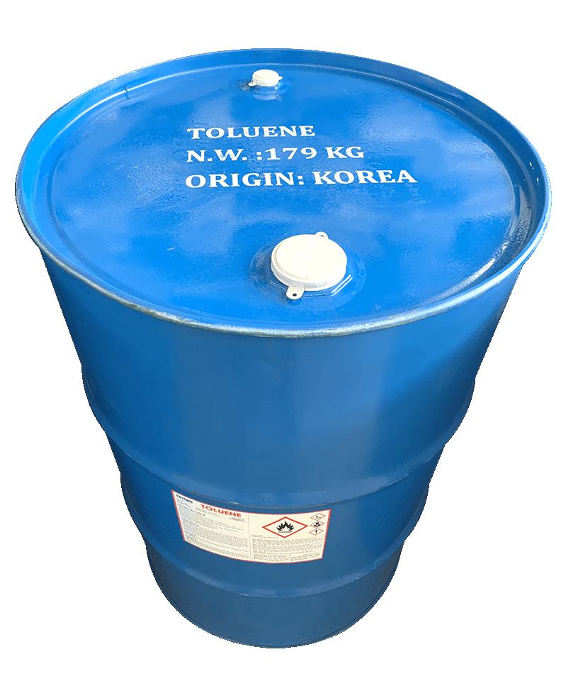 Dung môi Toluen C7H8 | Hóa chất Toluen công nghiệp